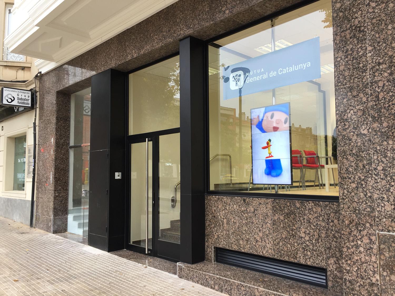 Oficina mutua for Oficina mutua madrilena